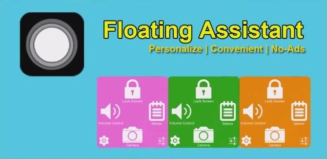 Scorciatoie floating sul vostro smartphone grazie a Floating Assistant (foto e video)