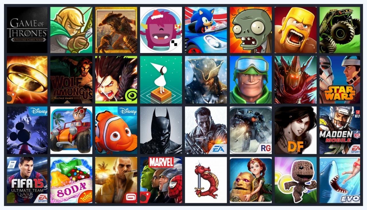 Giochi mobile Final