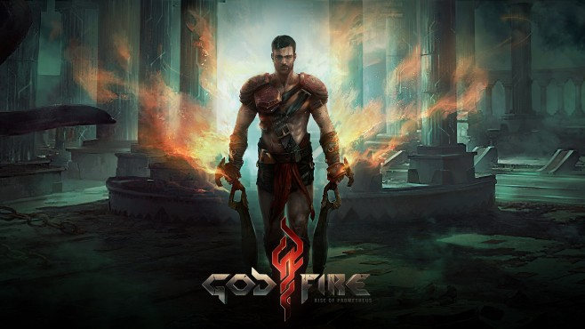 Godfire Title