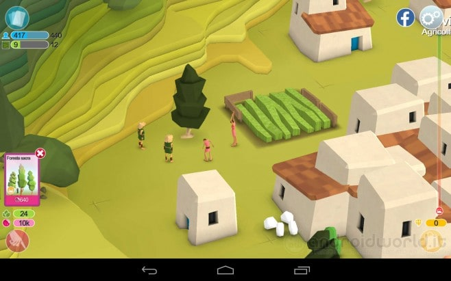 Godus Android 1