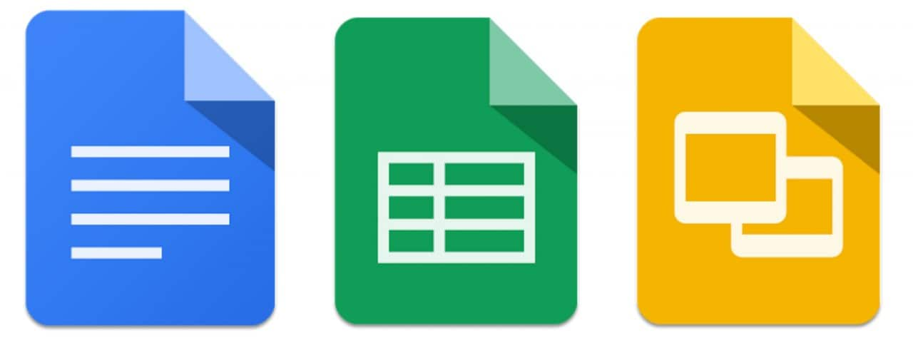 La suite office di Google si aggiorna: nuove funzioni per Documenti, Presentazioni e Fogli (download apk)