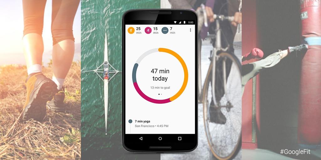 Google vi rinfresca la memoria sulle ultime novità di Google Fit (foto)