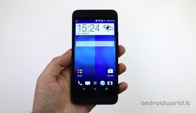 HTC One E8 recensione 11