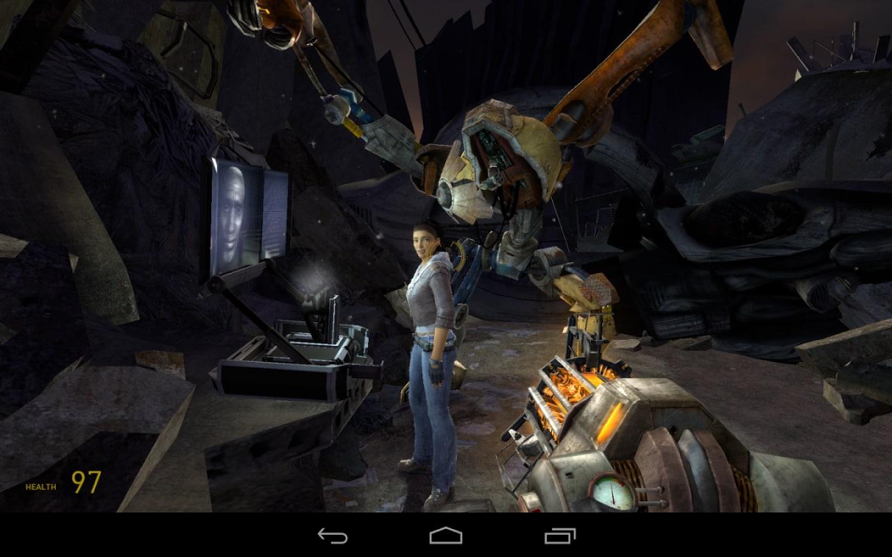 Half-Life 2: Episode One disponibile per NVIDIA Shield Tablet sul Play Store