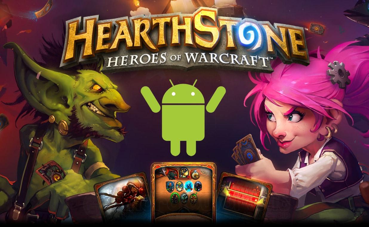 Hearthstone: Heroes of Warcraft disponibile gratuitamente per Android (foto e video)
