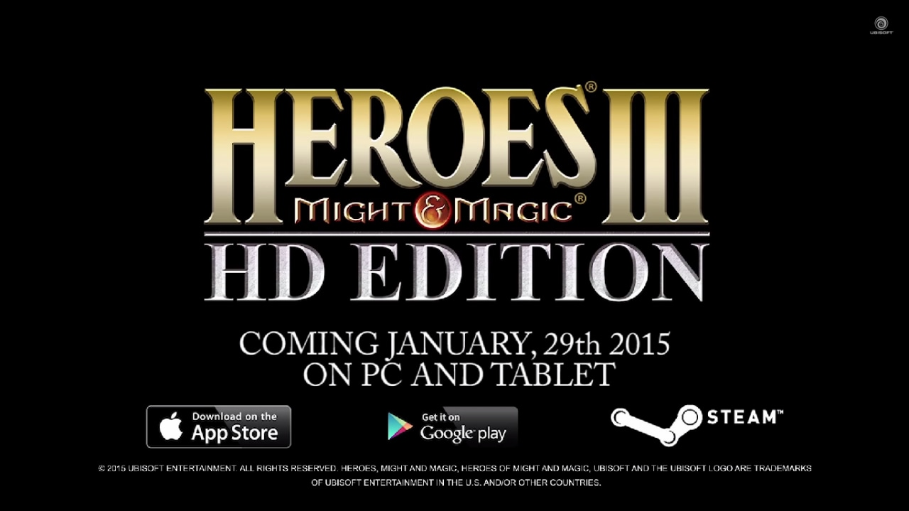Heroes of Might & Magic III HD Edition Android