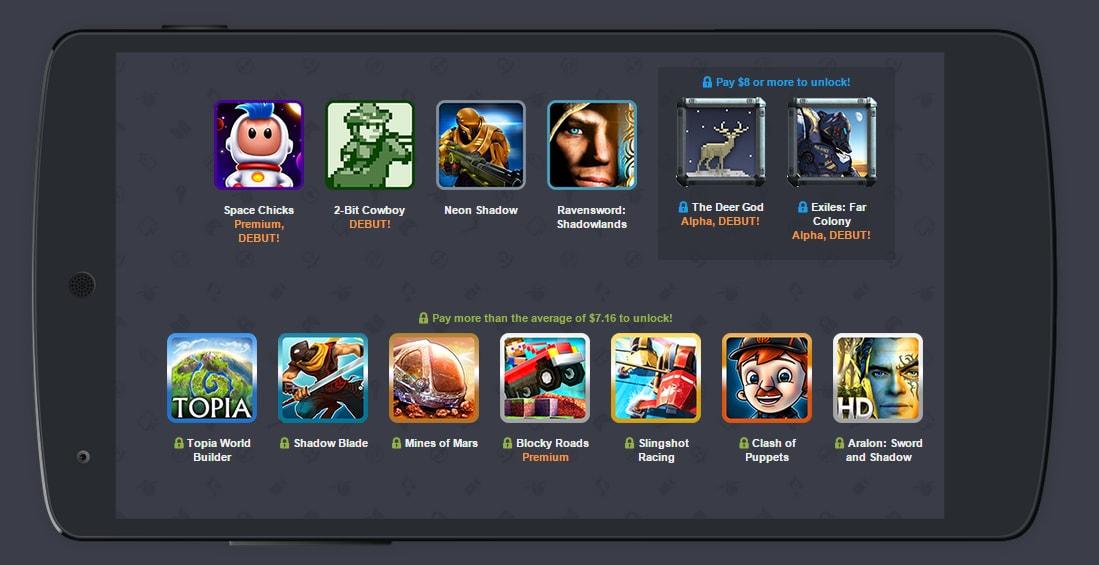 Humble Crescent Moon Mobile Bundle si arricchisce con nuovi giochi