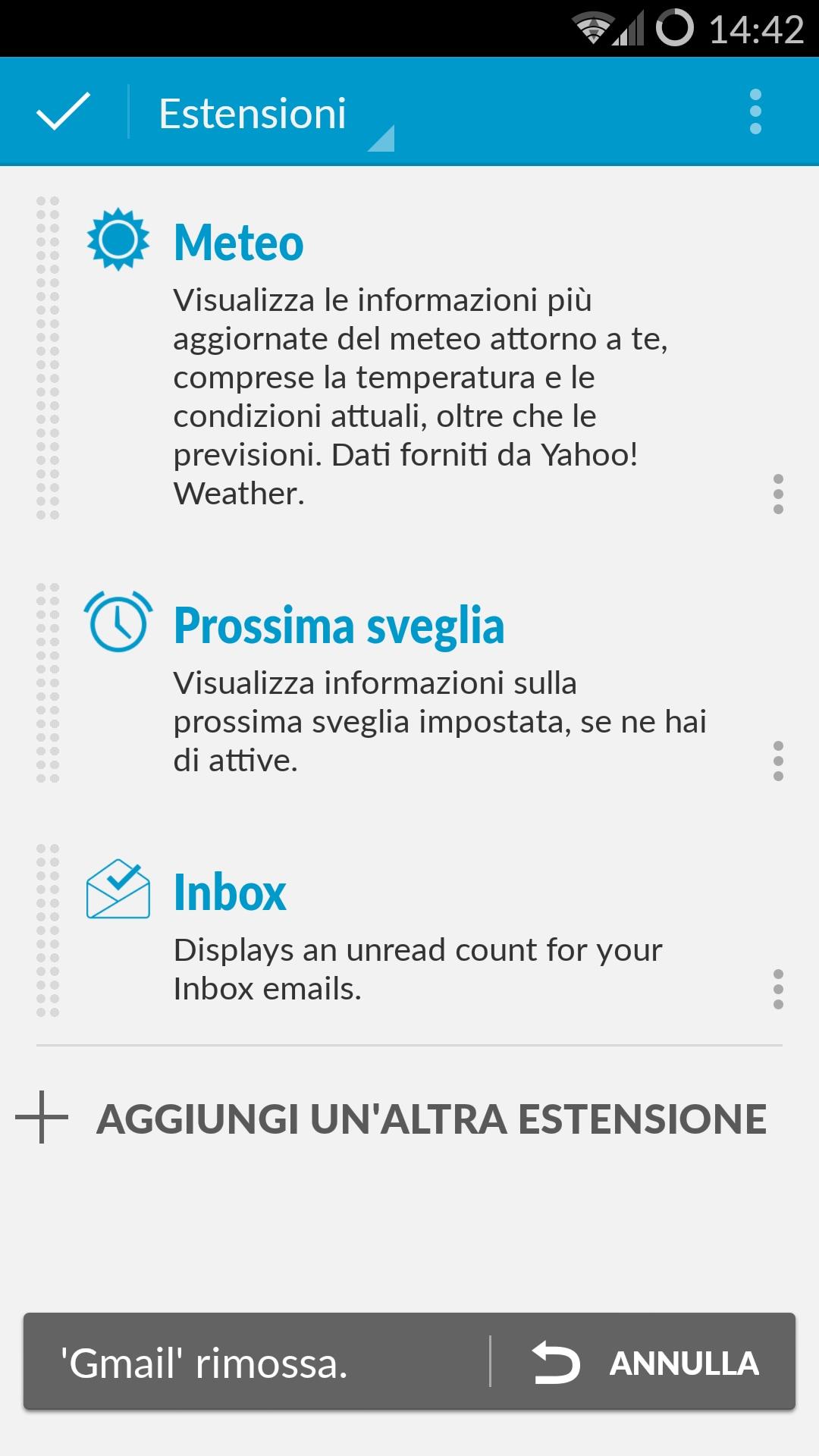Inbox dashclock extension (1)