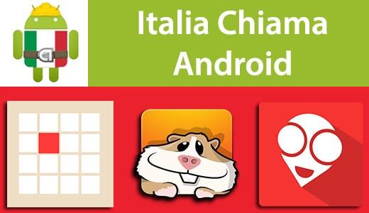 Italia Chiama Android: Zoonzo, Bruce Wheels, SquaRed