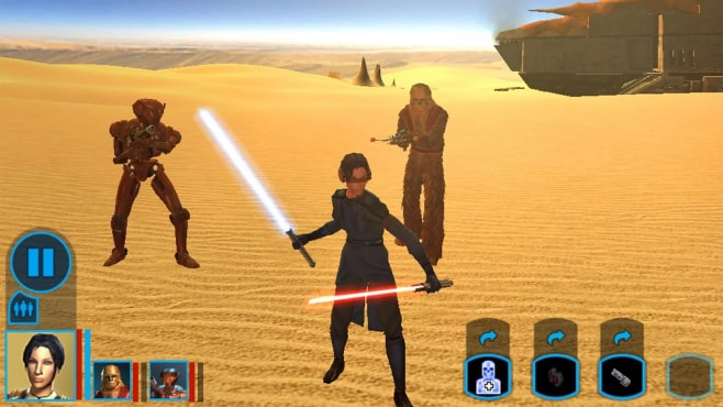 Knights of the Old Republic Android (5)