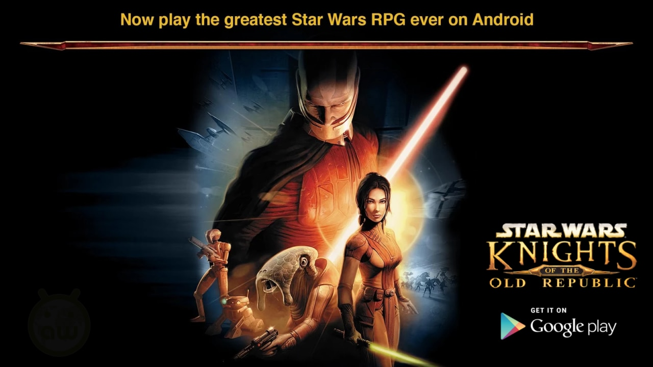 Knights of the Old Republic Copertina