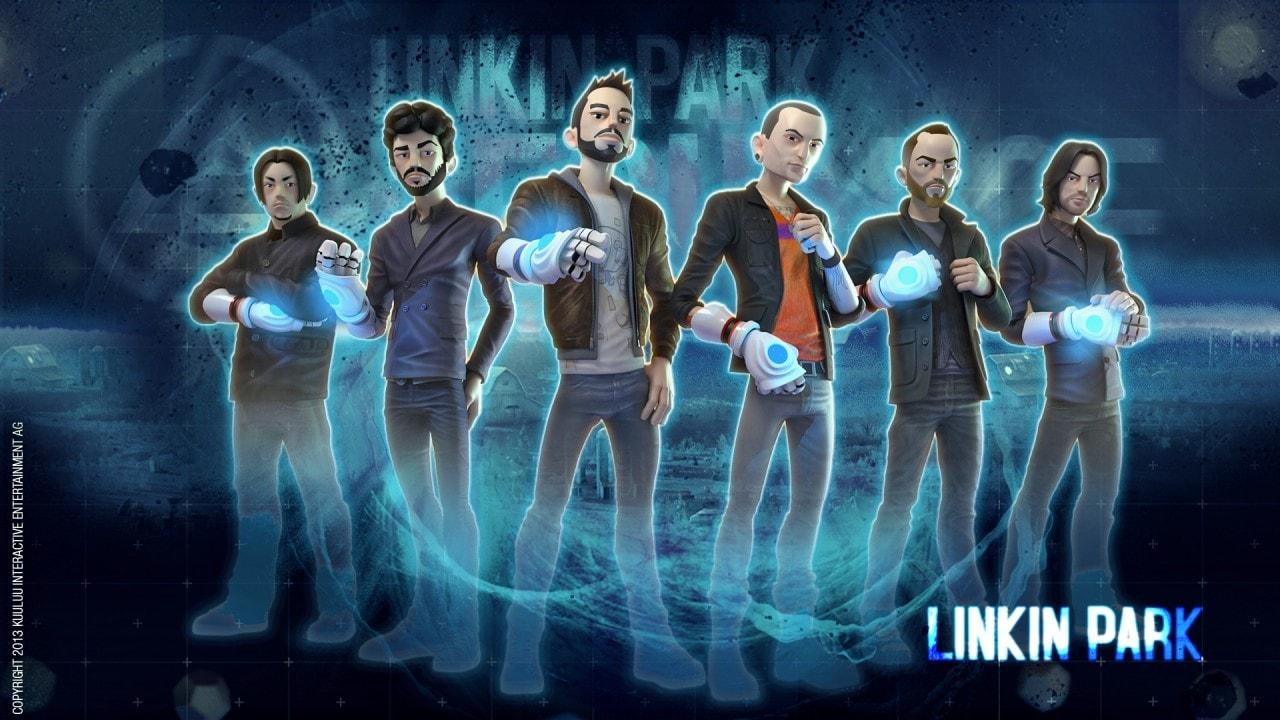 Linkin Park Recharge: il gioco ufficiale dei Linkin Park arriva su Android (foto e video)