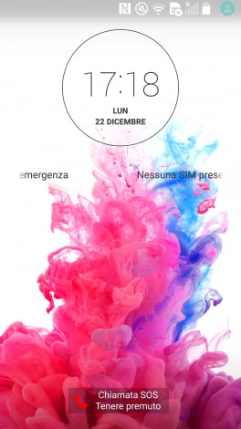 Lollipop LG G3 - 1