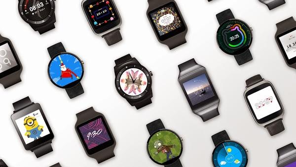 Lollipop arriva su Android Wear con il supporto ufficiale ai quadranti personalizzati e altri miglioramenti
