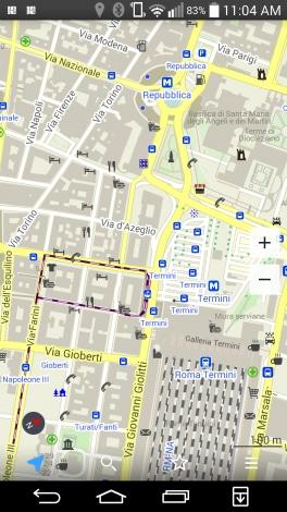 MAPS.ME_navigatore offilne gratuito_16