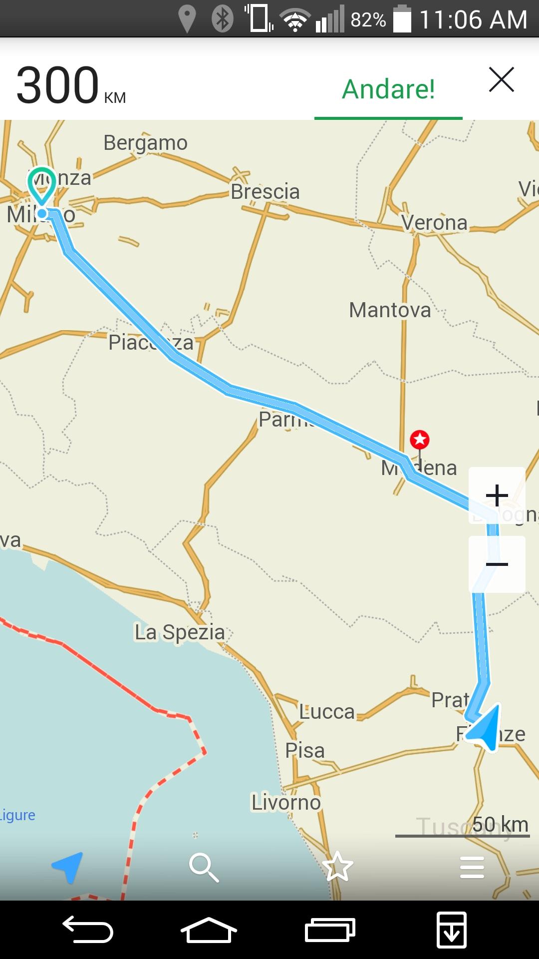 MAPS.ME_navigatore offilne gratuito_17