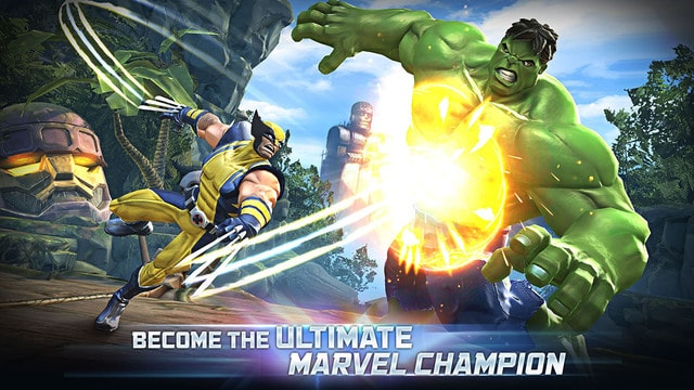 MARVEL Contest of Champions Android (1)
