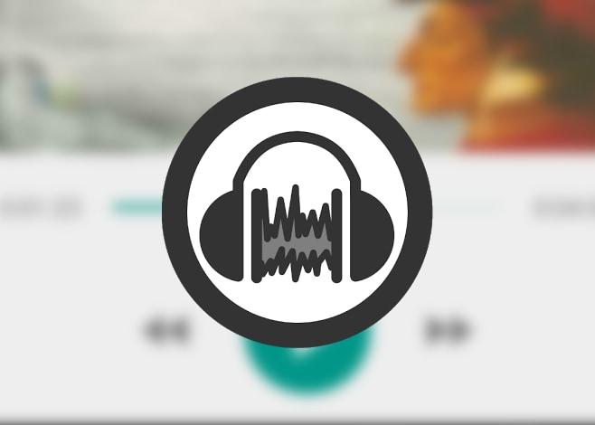 Material Audiobook Player_ app per gestire audiolibri
