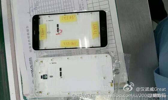 Meizu K52 retro 1