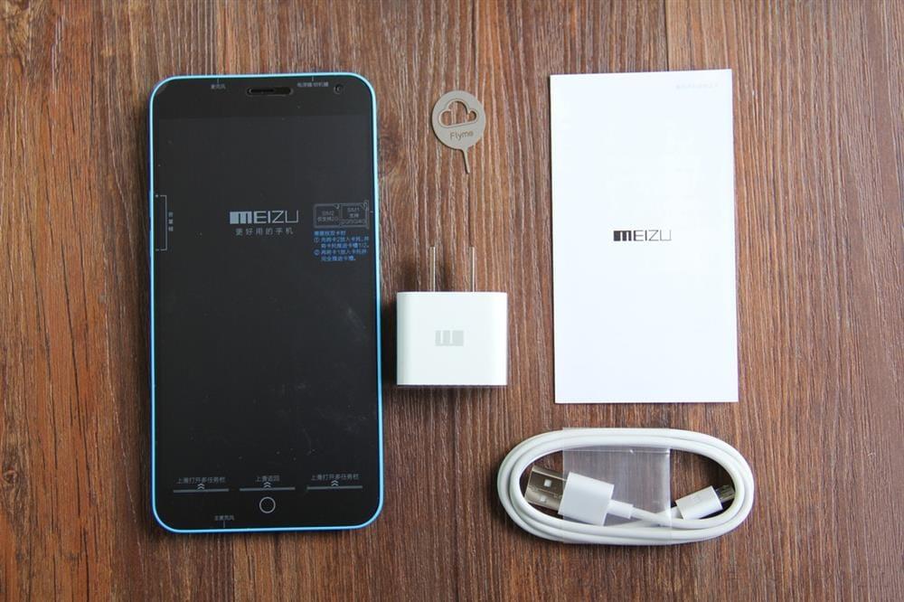 Meizu M1 Note unboxing (e confronto) - 6