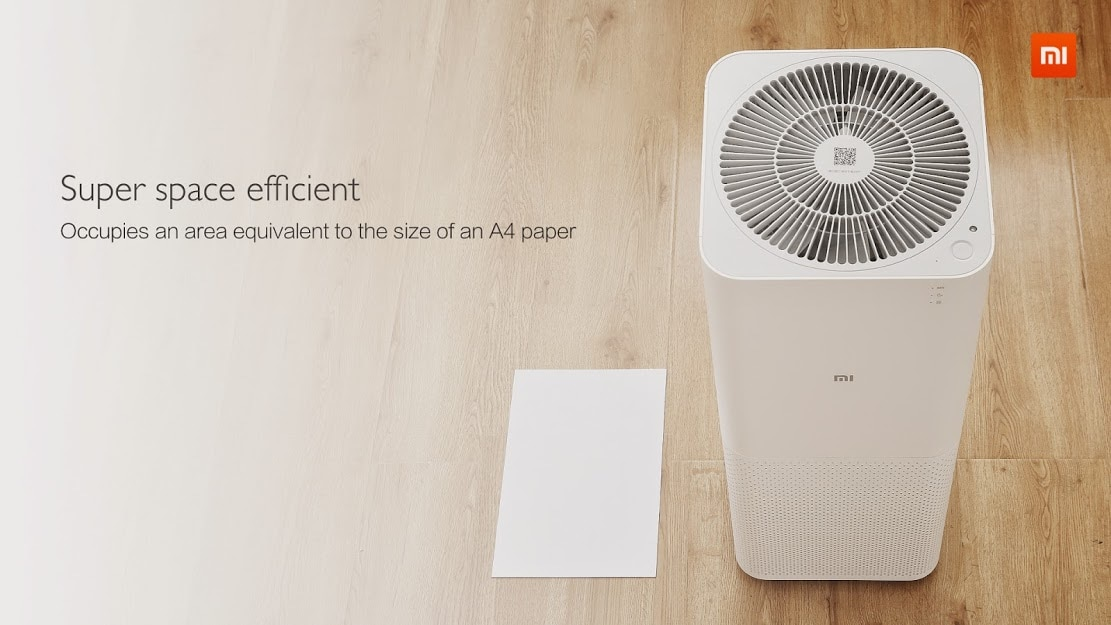 Xiaomi ci mostra l'efficacia del suo Mi Air Purifier (video)