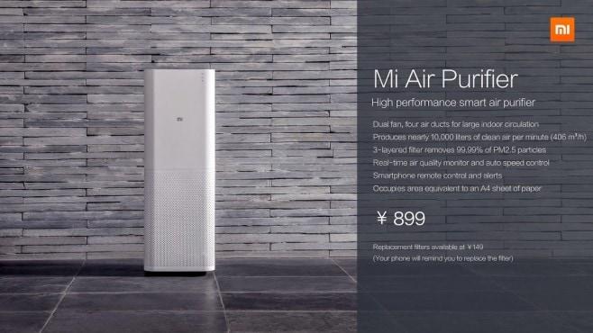 MiAir Purifier - 7