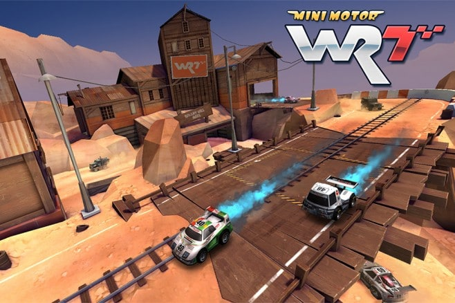 Mini Motor Racing WRT Android (1)