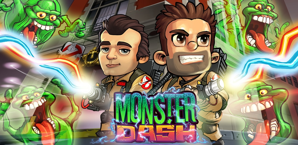 Monster Dash Copertina