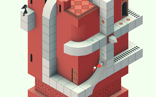 Monument Valley RED Copertina