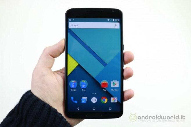 Motorola Nexus 6 10