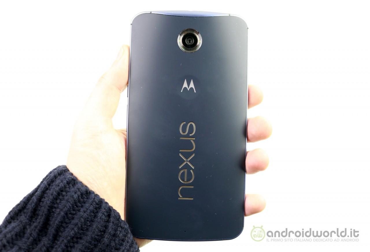 Motorola Nexus 6 11