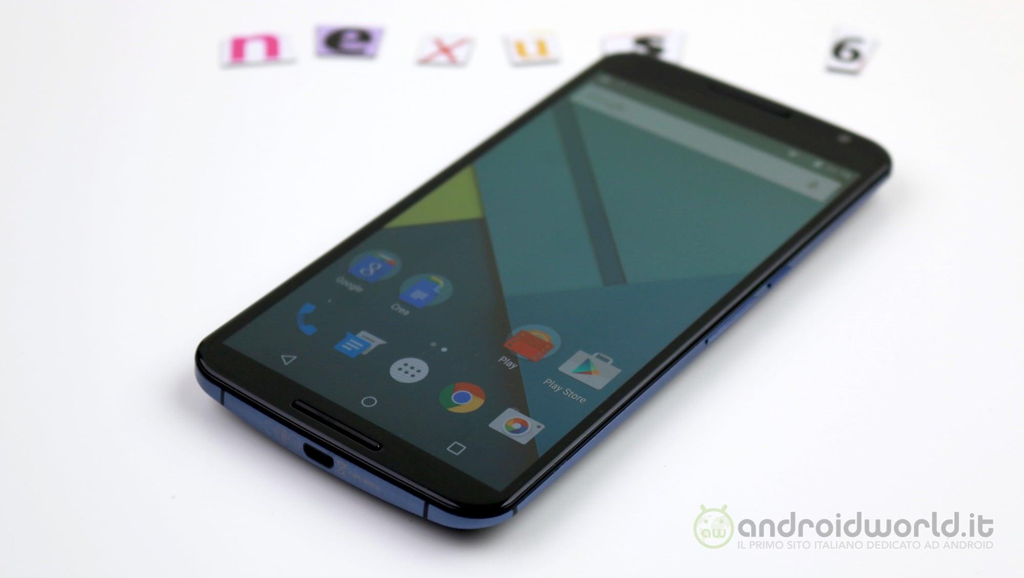 Motorola Nexus 6 Il Nostro Unboxing Foto E Video Foto