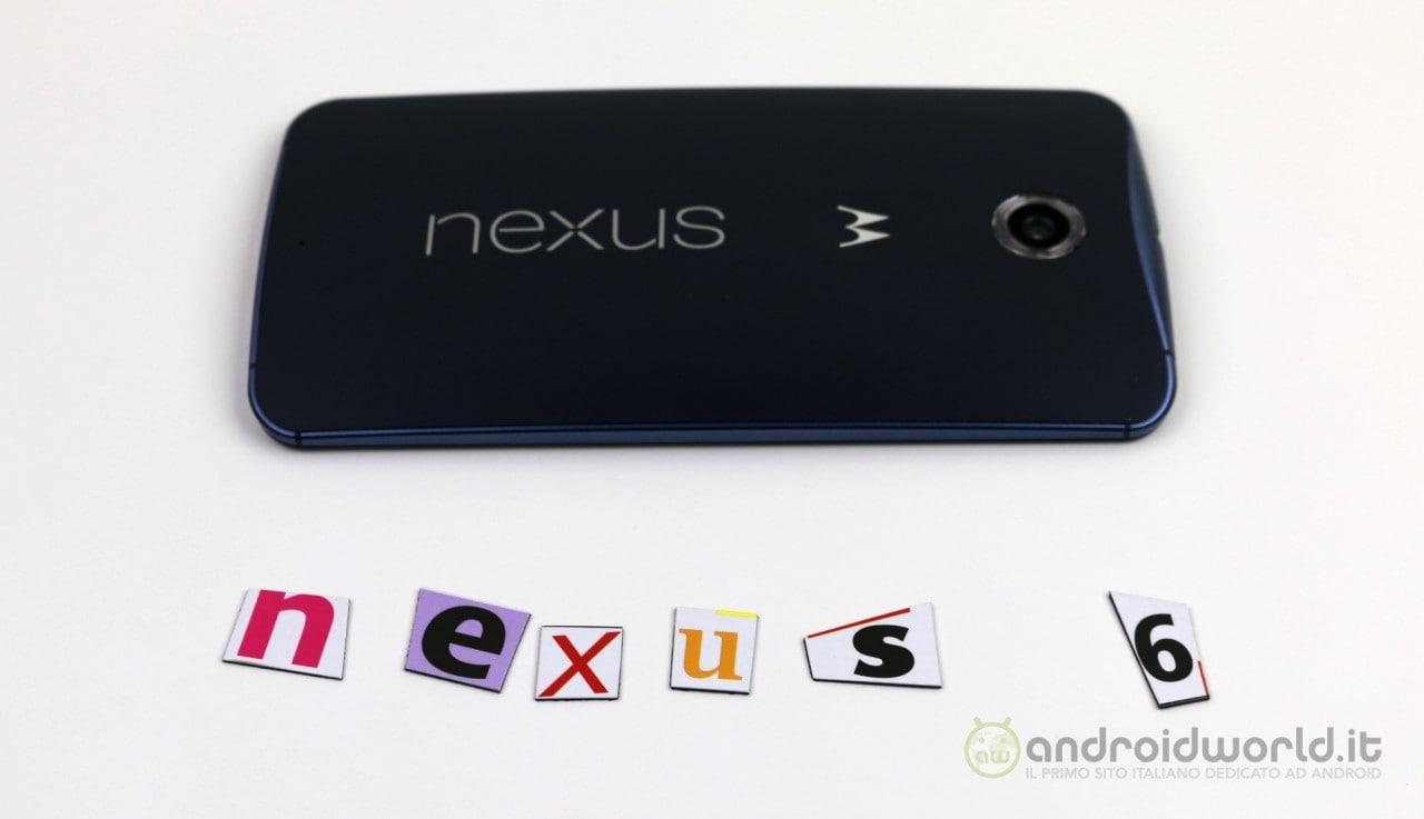 Nexus 6 a 599€ su Amazon.de