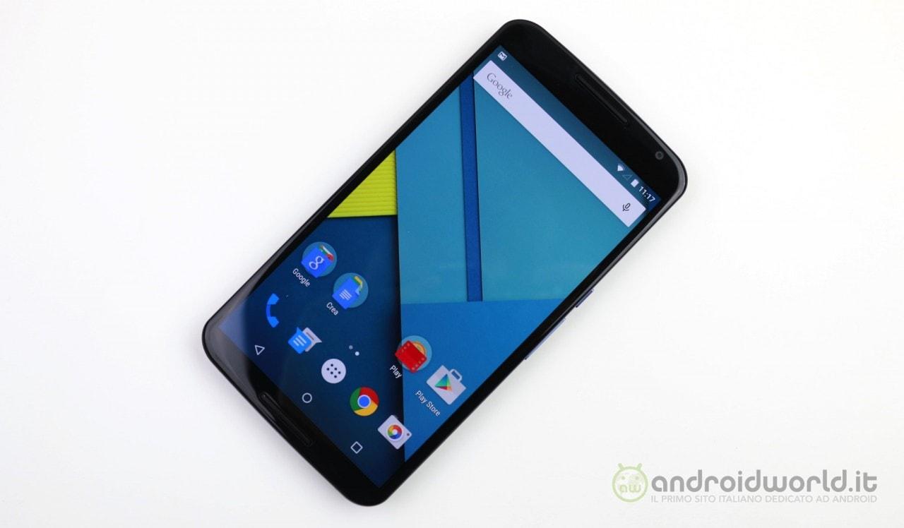 Motorola Nexus 6 7