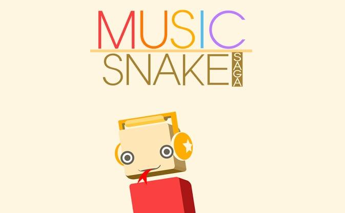 Music Snake Saga Copertina