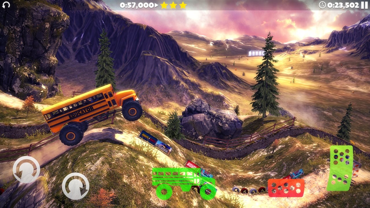 Offroad Legends 2 Android (2)