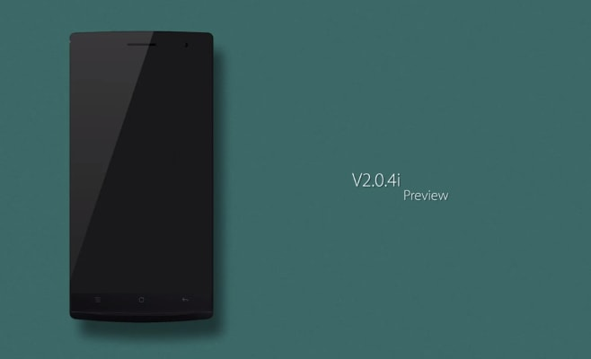 Oppo ColorOS 2.0.4i preview
