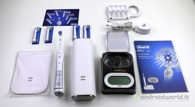 Oral B White Pro 7000 010