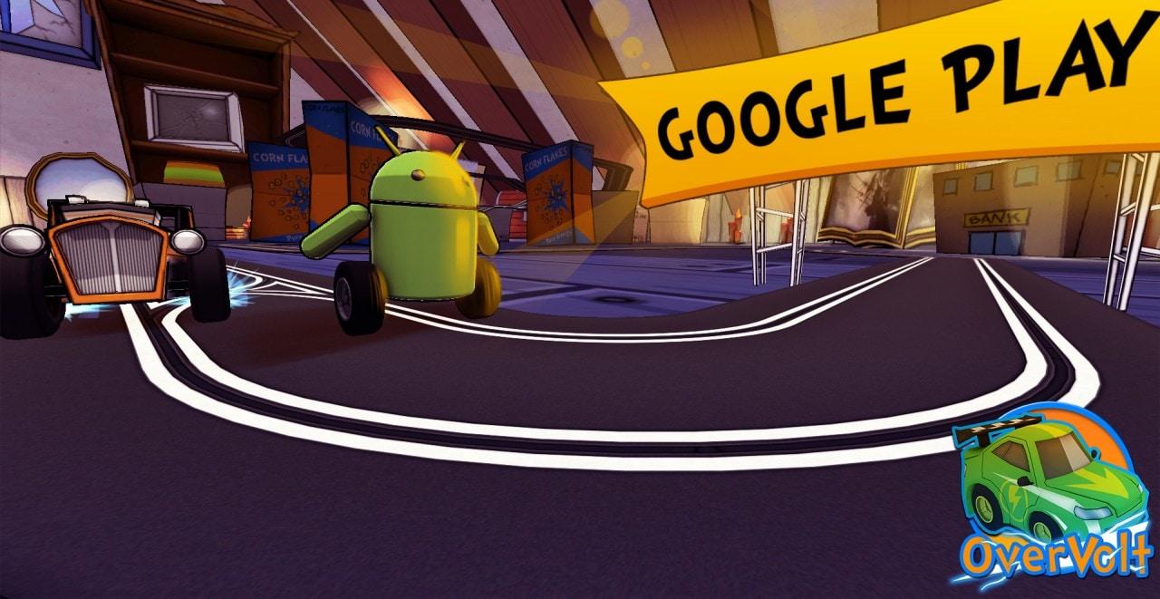 OverVolt Android Copertina