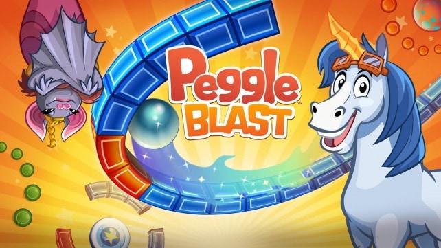 Peggle Blast Copertina
