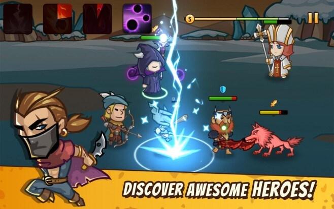 Pocket Heroes 2