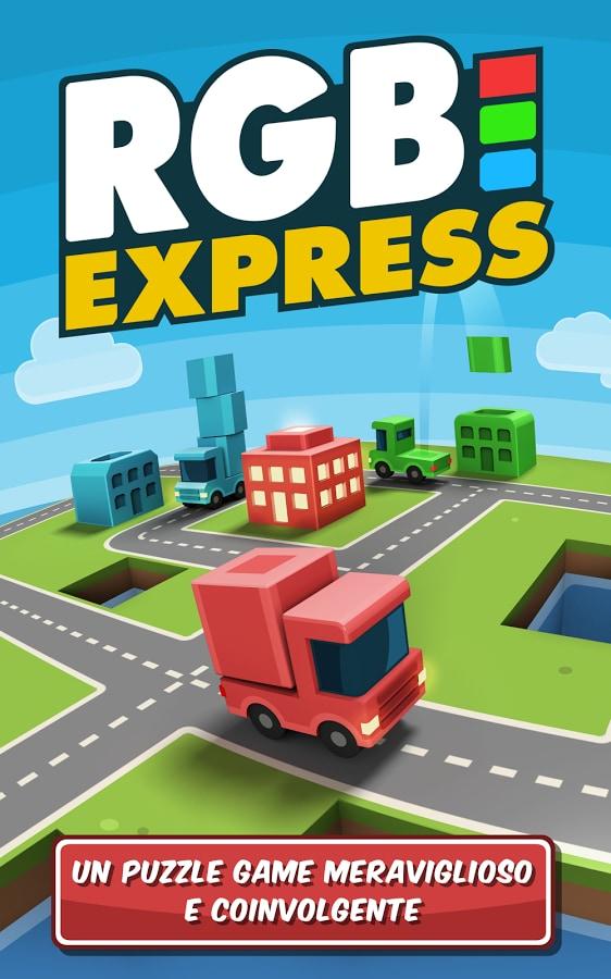 RGB Express Copertina