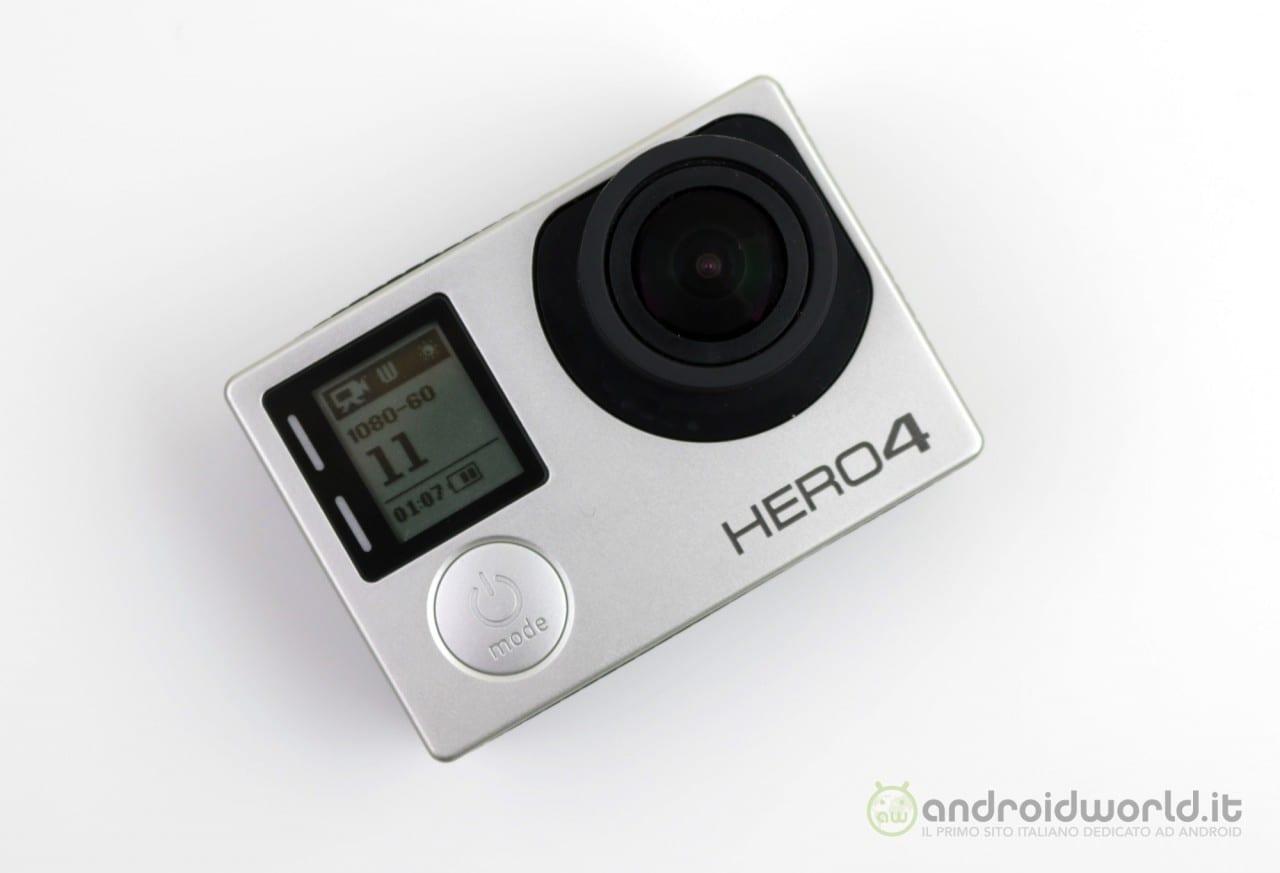 Recensione GoPro HERO4 Silver 10