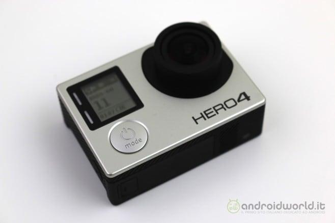 Recensione GoPro HERO4 Silver 4