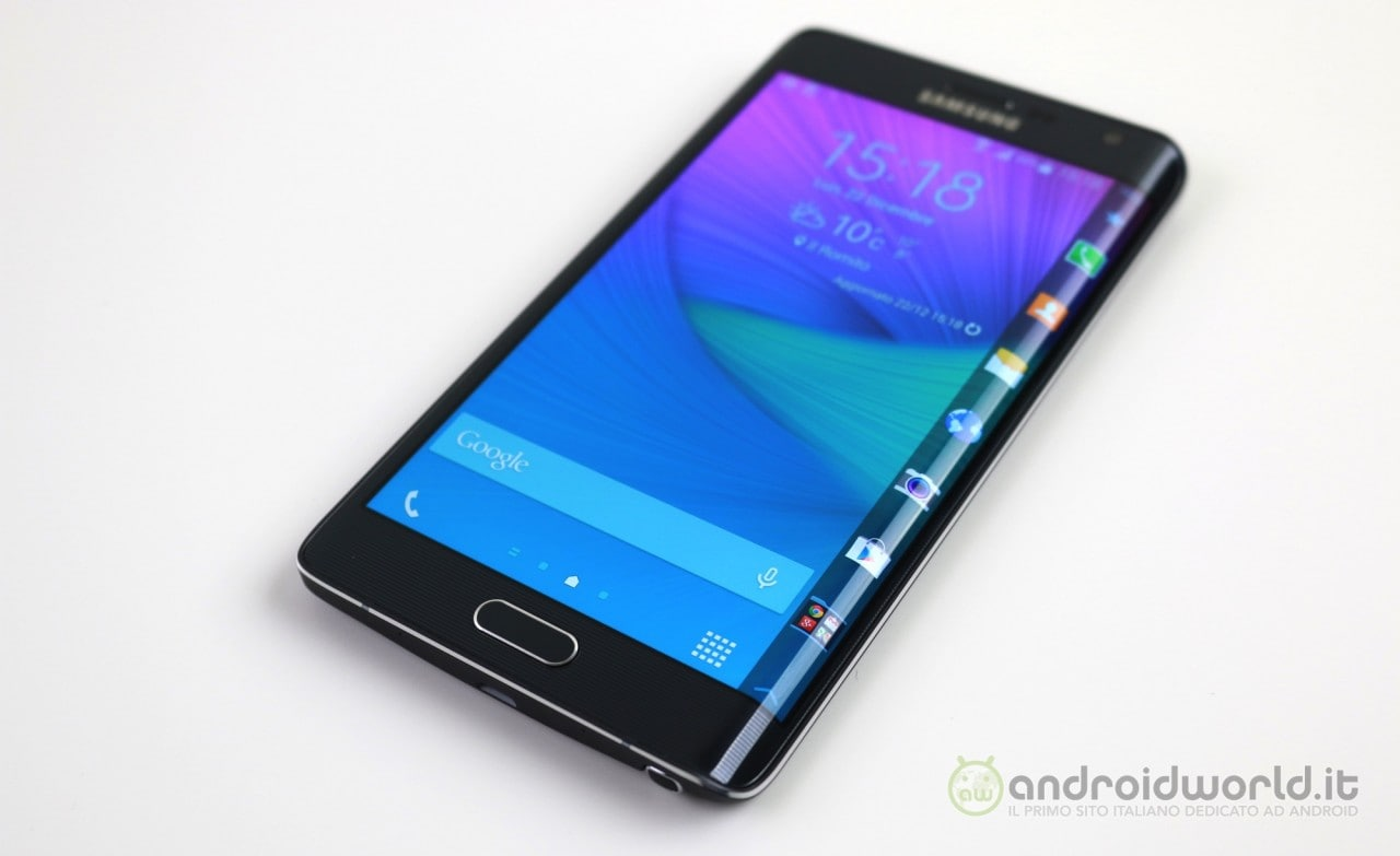 Recensione Samsung Galaxy Note Edge 3