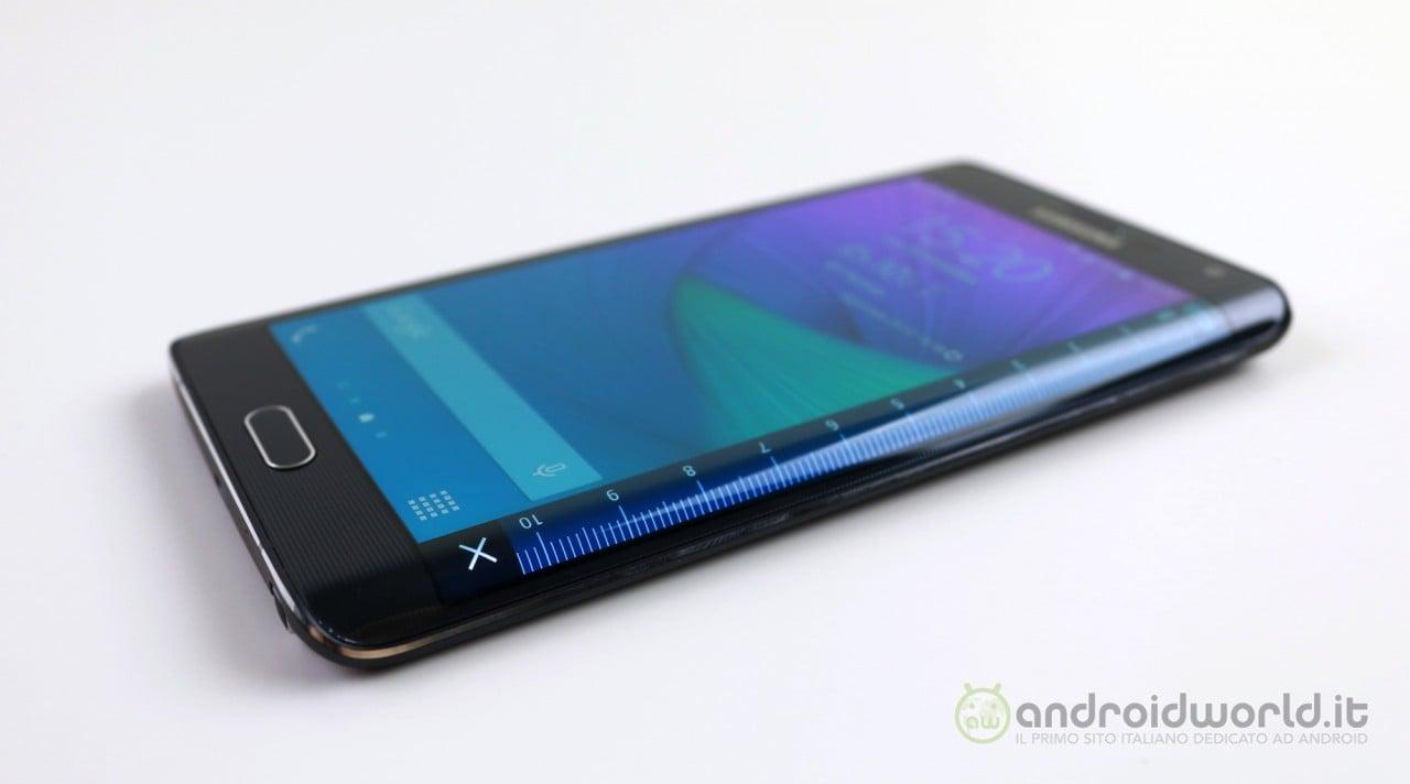 Samsung Galaxy S6 Dual-Edge confermato: ecco come funzionerà