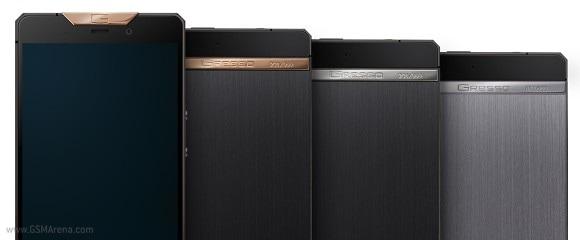 Gresso annuncia Regal Black, uno smartphone dedicato a chi ha il portafoglio pieno