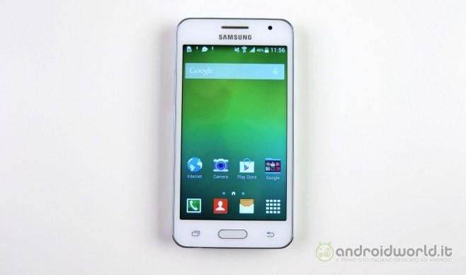 Samsung Galaxy Core 2 Recensione 1