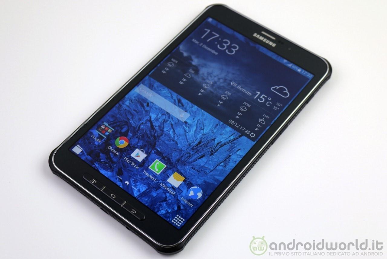 Un gruppo di acquisto per avere Galaxy Tab Active con uno sconto di 210€