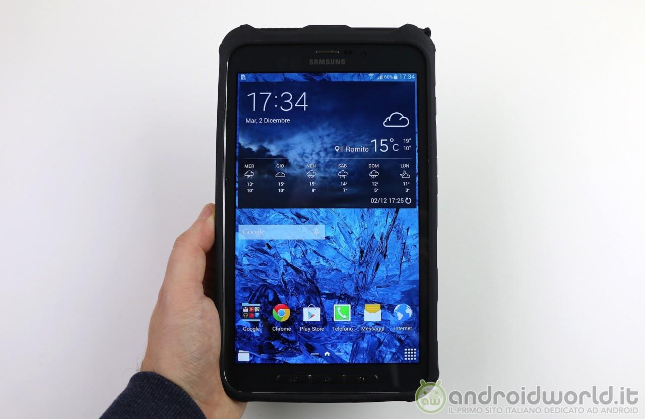 Galaxy Tab Active potrebbe presto arricchirsi di un nuovo modello Pro (foto)